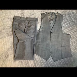 Kohl's Apt 9 Dress Pants & Vest